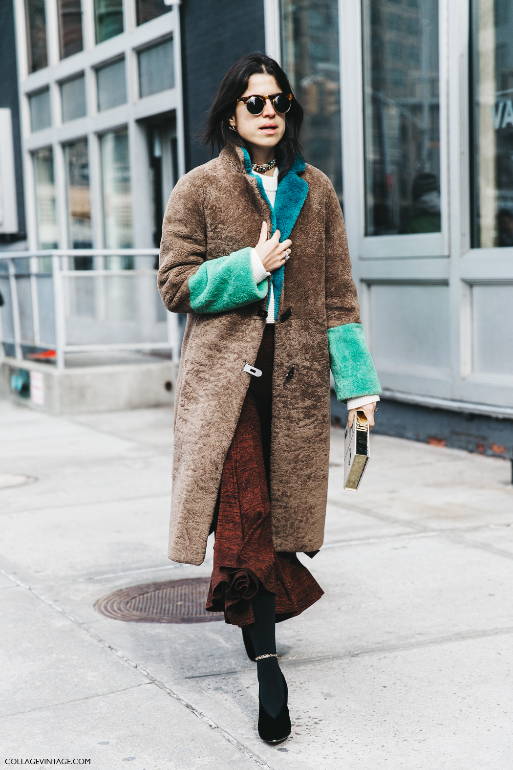 Best Of Nyfw Street Style Fall 2016 See Want Shop Personal Fashion Lifestyle Blog