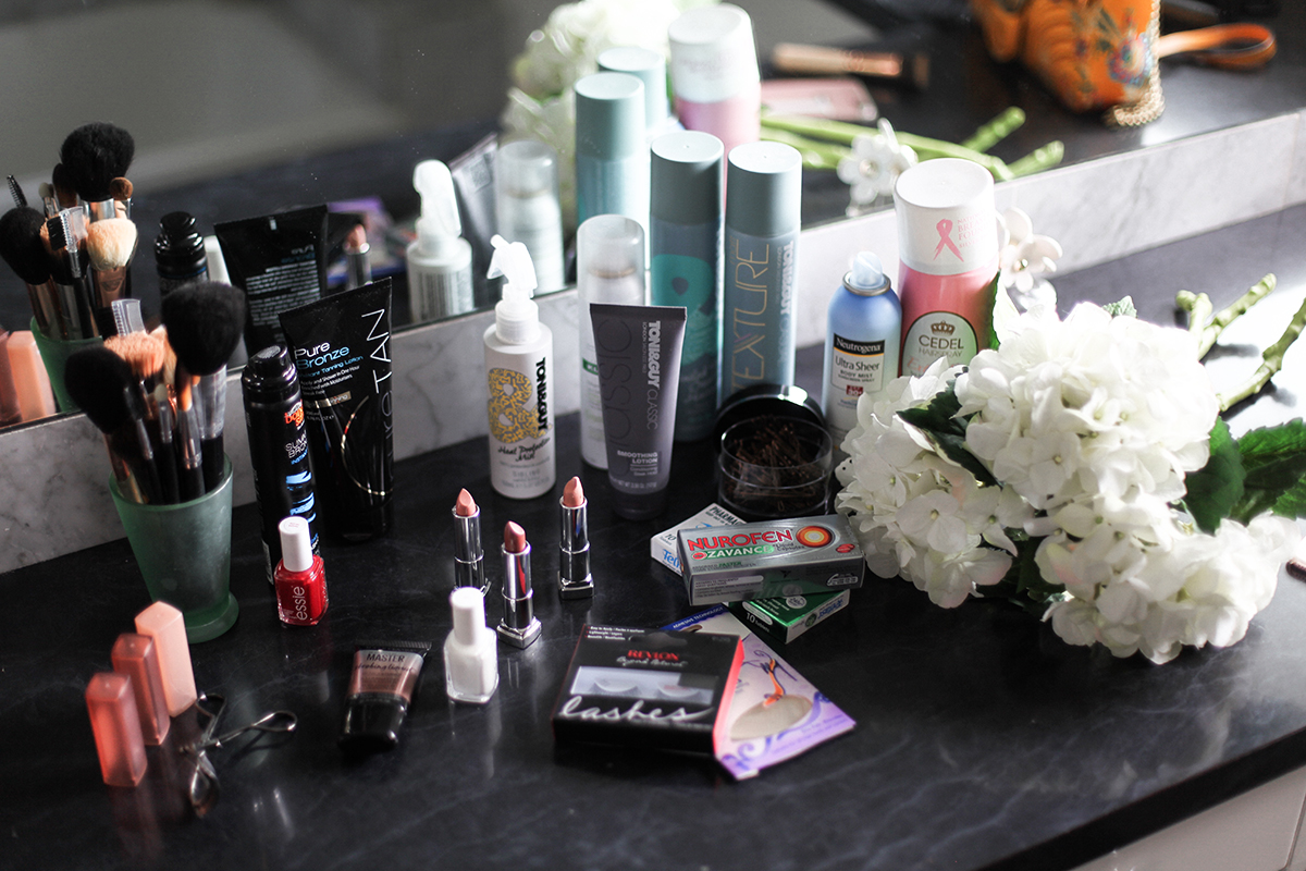 spring racing beauty products