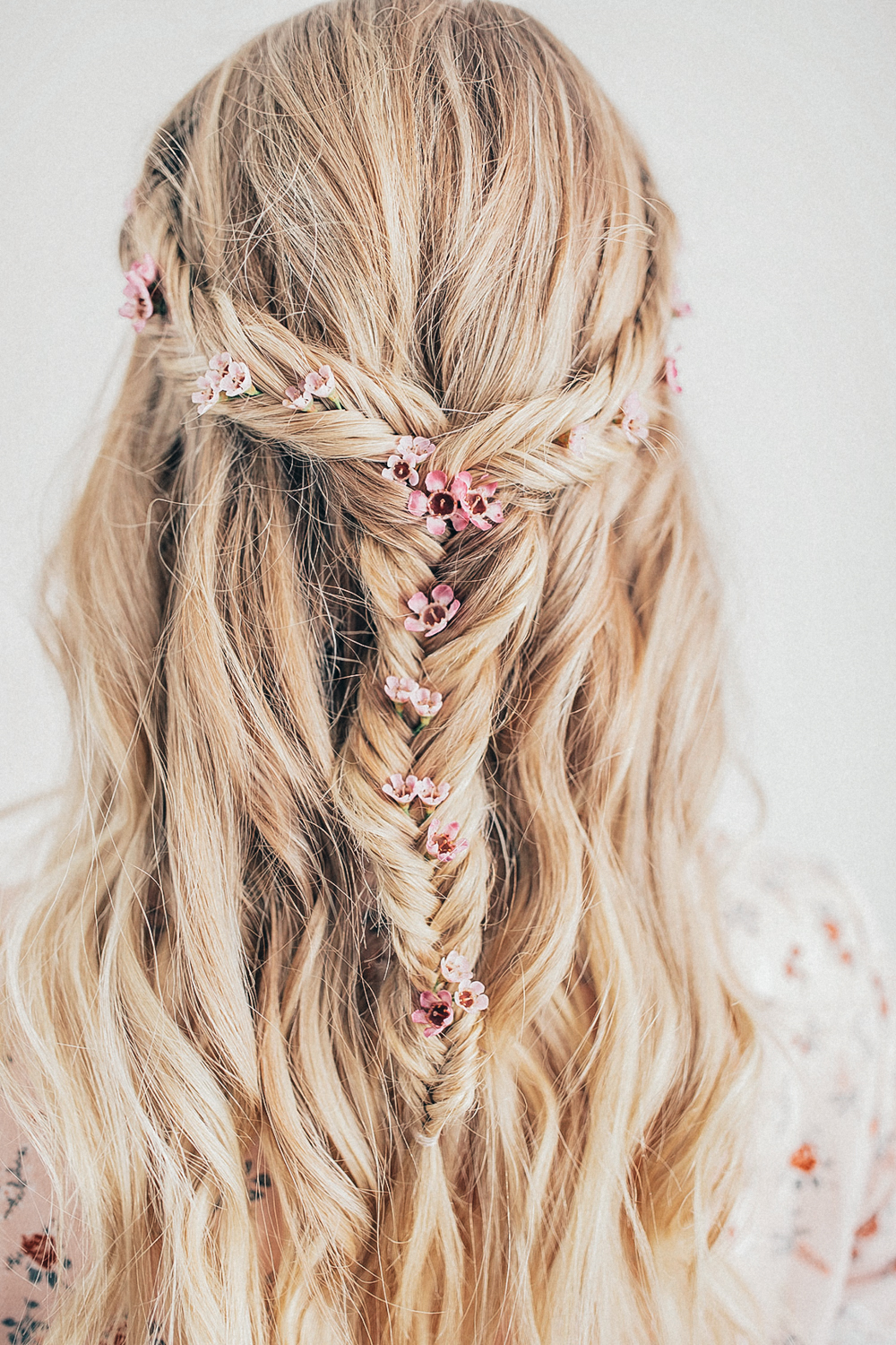 festival hair braid